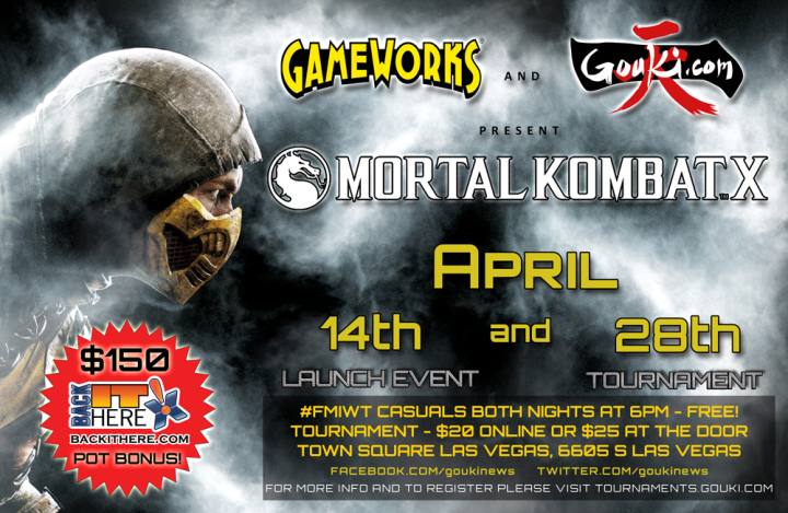 Mortal Kombat X Toasty Tuesday
