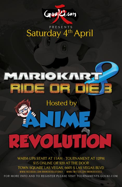 Mario Kart 8 Ride or Die #3