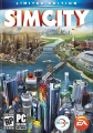 Sim City Box Art