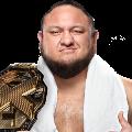 Samoa Joe NXT Champion