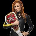 Becky Lynch RAW Champ 2020
