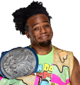 Xavier Woods Champ