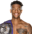 Lio Rush NXT CW Champ