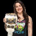 Nikki Cross TT Champ 2020