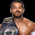 Santos Escobar CW Champ