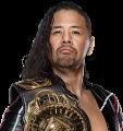 Shinsuke Nakamura IC Champ 2020