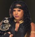 Nyla Rose AEW Womens Champion