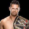 The Miz WWE Champ
