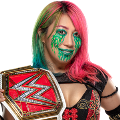 Asuka RAW Champion