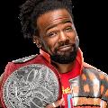 Xavier Woods RAW TT Champs