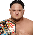 Samoa Joe United States Champion