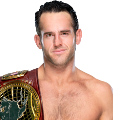 Story Image for Roderick Strong Takes Out Velveteen Dream. Shotzi Signed.