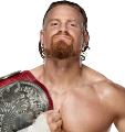 Buddy Murphy RAW TT Champ