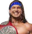 Chad Gable RAW TT Champion