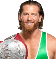 Curt Hawkins RAW TT Champion