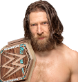 Daniel Bryan SD WWE Champ