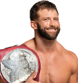 Zack Ryder RAW TT Champion