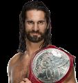 Seth Rollins RAW TT Champ 2020