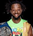 Kofi Kingston Champ
