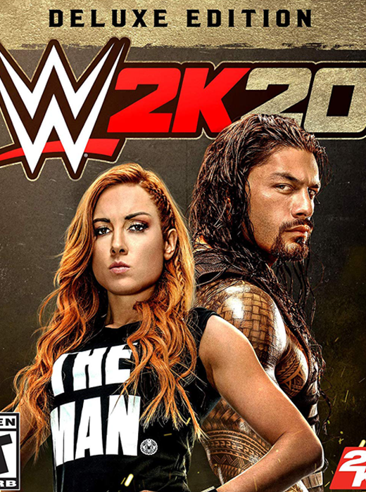 order WWE 2k20 from Amazon