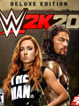 WWE 2K20 Becky Lynch Roman Reigns Gouki Box Art