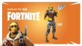 "Fortnite Raptor 7"" Figure"