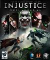 Injustice: Gods Among Us cover art