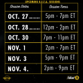 Fallout 76 Beta Schedule