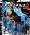 Uncharted 2 Among Thieves box art