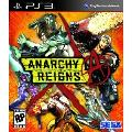 Anarchy Reigns box art ps3