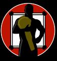 DropTheBelt Circle Logo