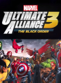 Gouki Marvel Ultimate Alliance 3 Generic Box Art