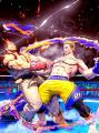 Street Fighter V Gouki Box Art