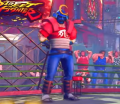 Sodom Street Fighter V SFV