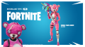 "Fortnite Cuddle Team Leader 7"" Figure"