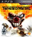 Twisted Metal Box Art ps3