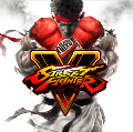 Street Fighter V logo art