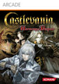 Castlevania Harmony of Dispair boxart