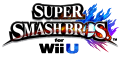 Super Smash Bros for Wii U Logo
