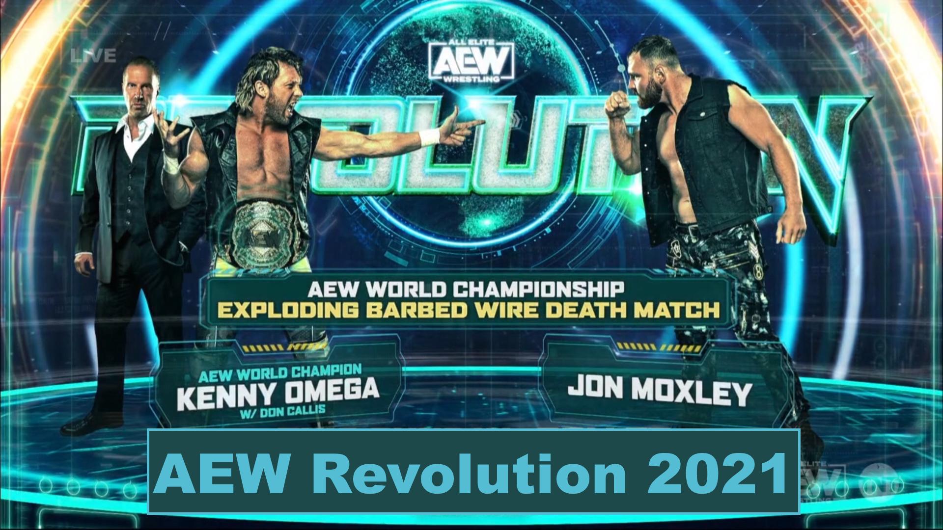 Revolution 3/7/2021