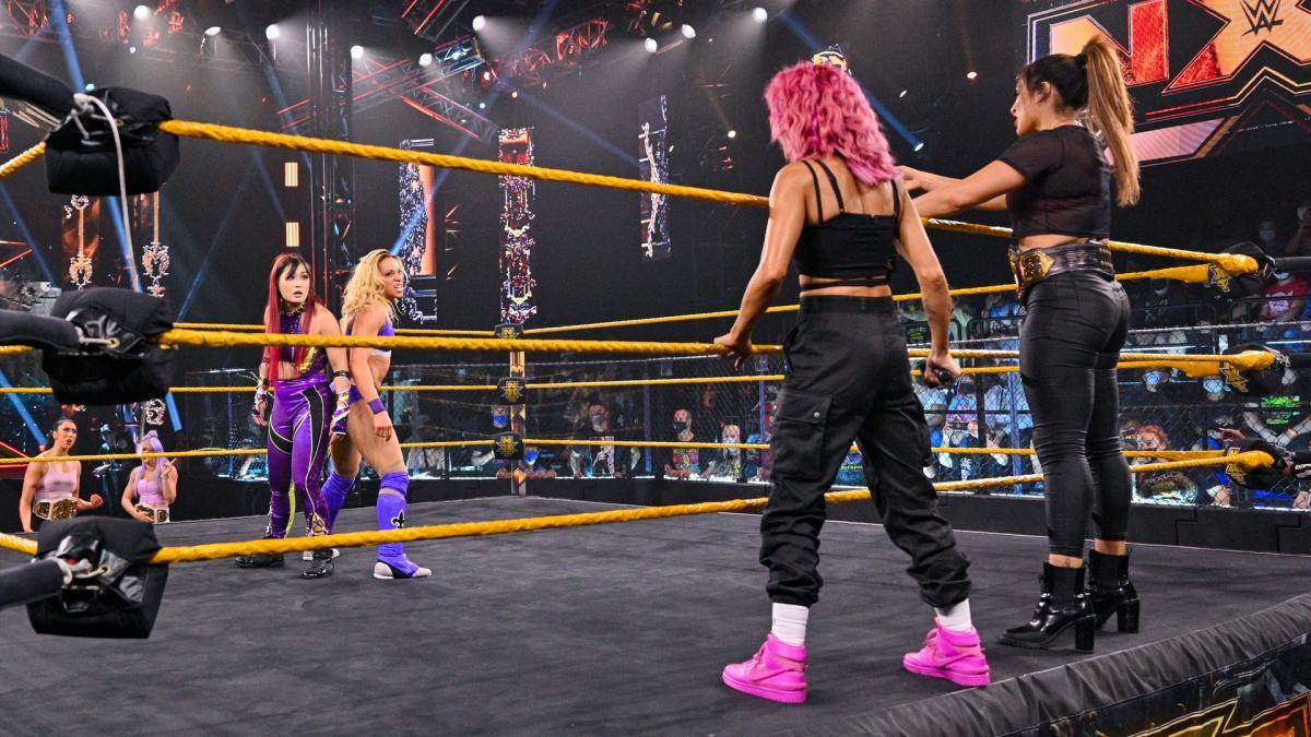 NXT 6/22/2021