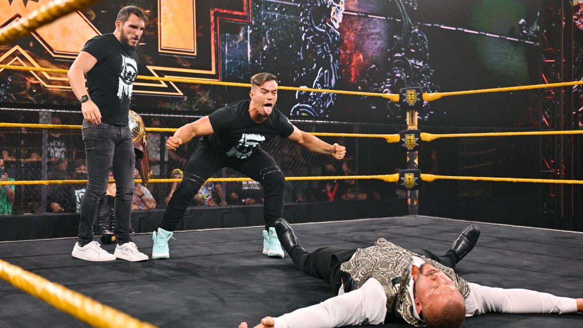 NXT 5/4/2021