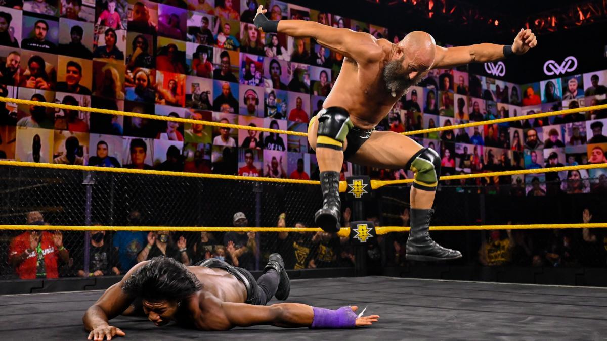 NXT 11/4/2020
