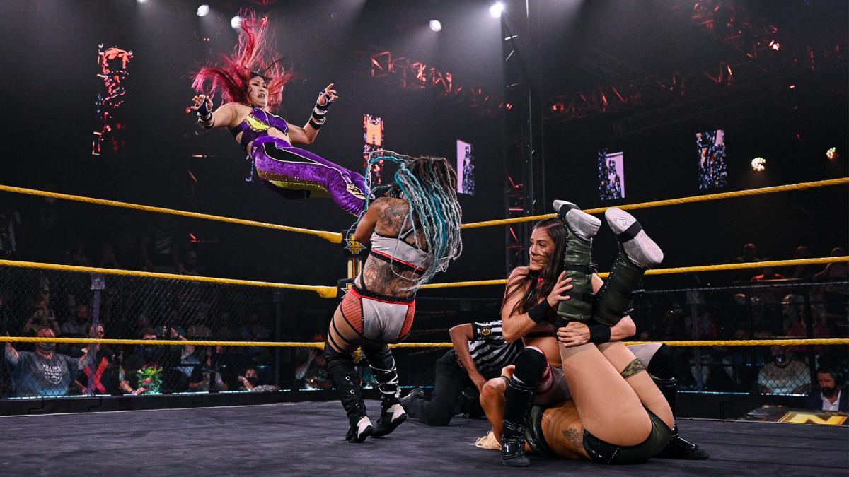 NXT 9/7/2021