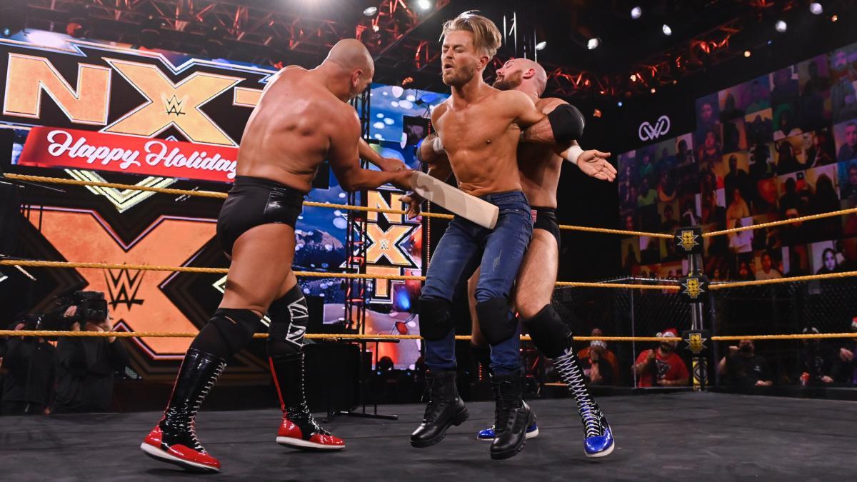 NXT 12/23/2020