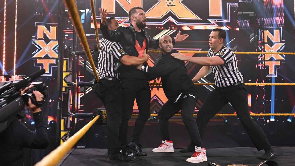 NXT 3/3/2021