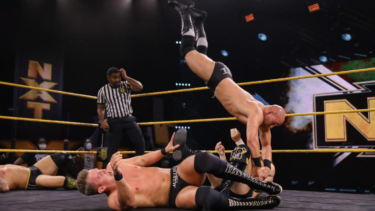 NXT 8/5/2020