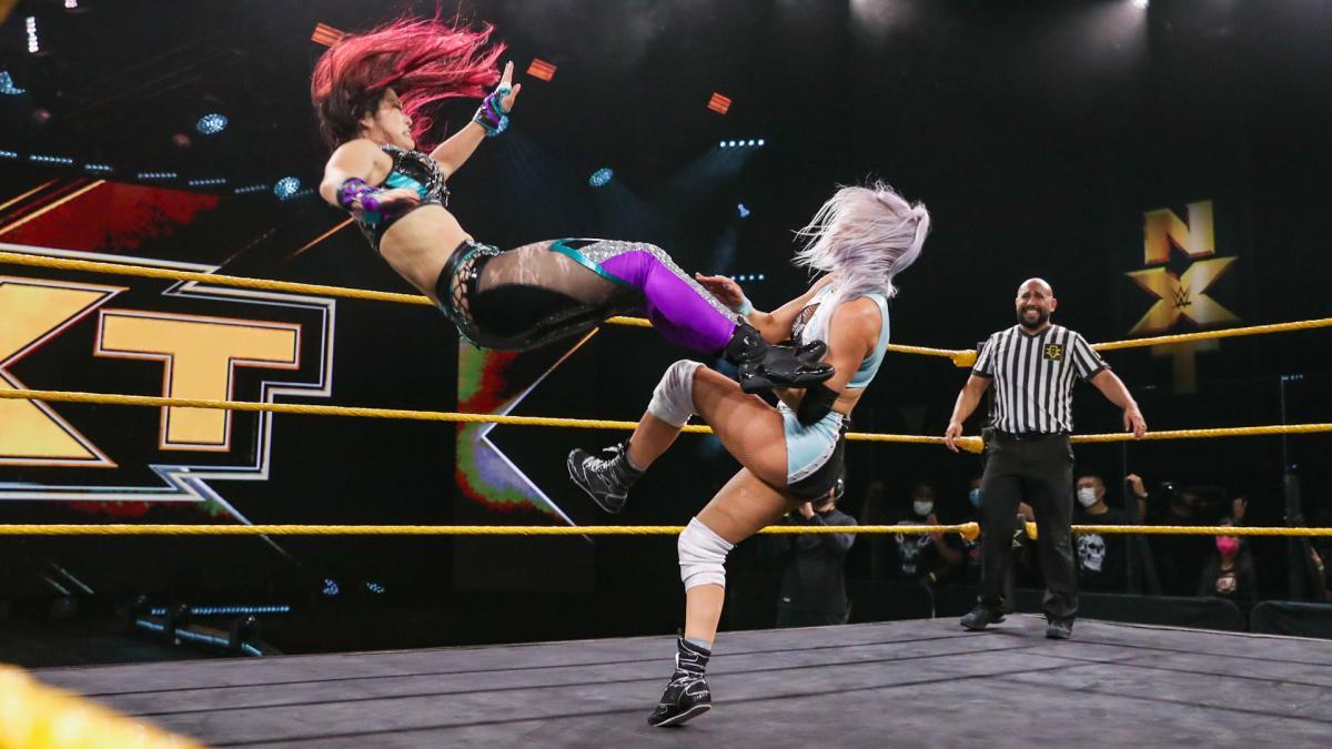 NXT 7/29/2020