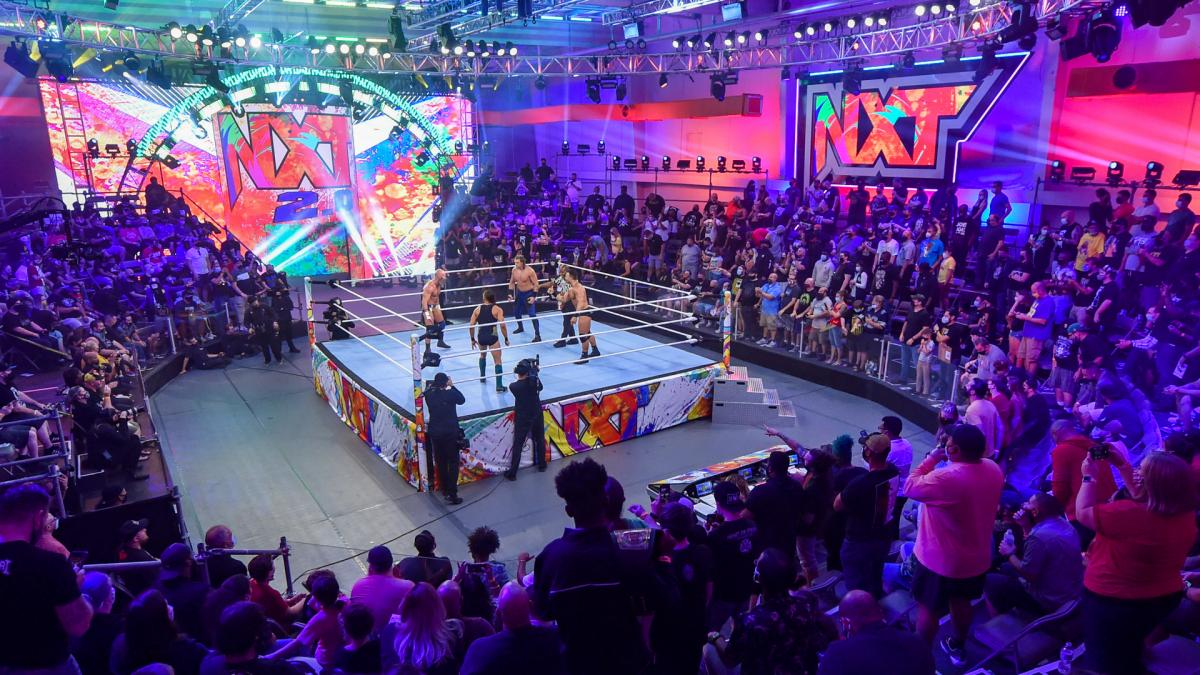 NXT 9/14/2021