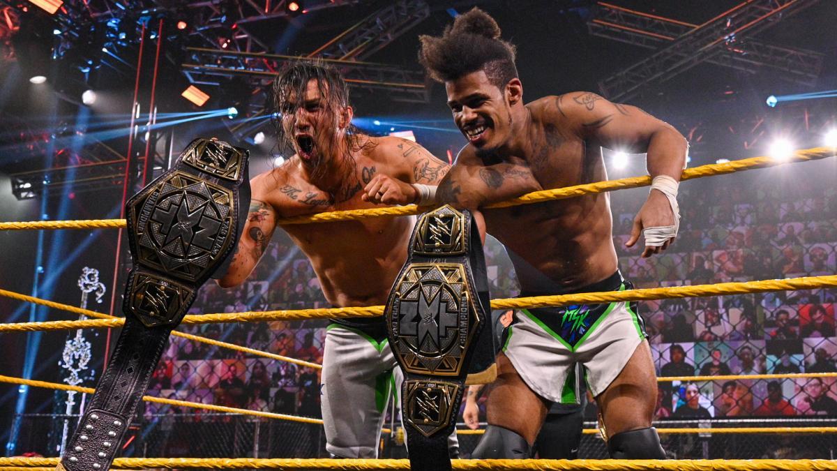NXT 6/1/2021